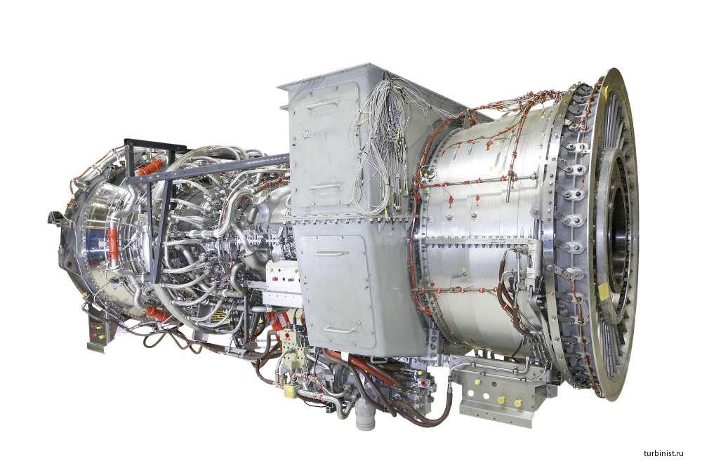 Газотурбинная установка (ГТУ