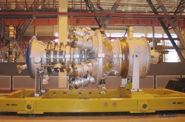 Газотурбинные установки для