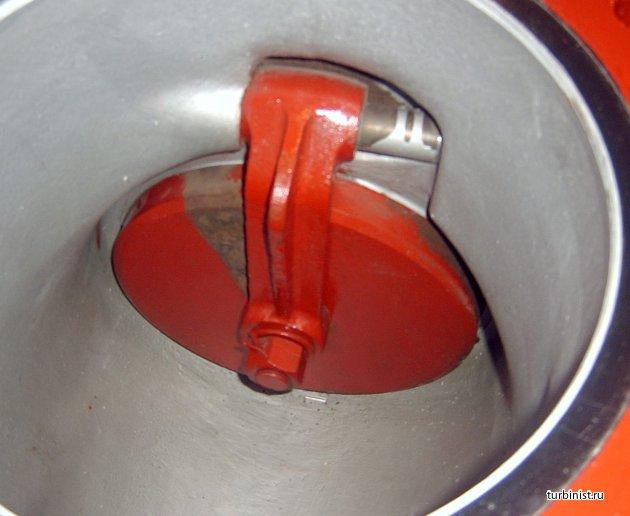 ЗРА (запорно-регулирующая арматура) изнутри
