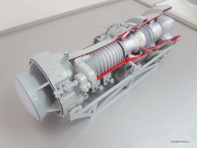 Вибрационная диагностика подшипников качения двигателя НК-12СТ газоперекачивающего агрегата ГПА-Ц-6,3