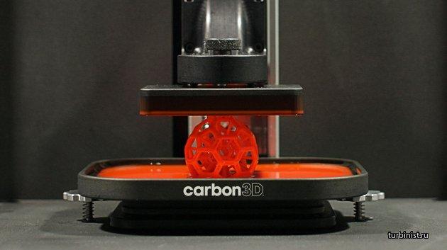 Компания Carbon создала революционную технологию 3d печати