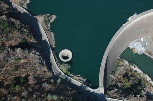 Газ метан активно выделяется из водохранилищ ГЭС