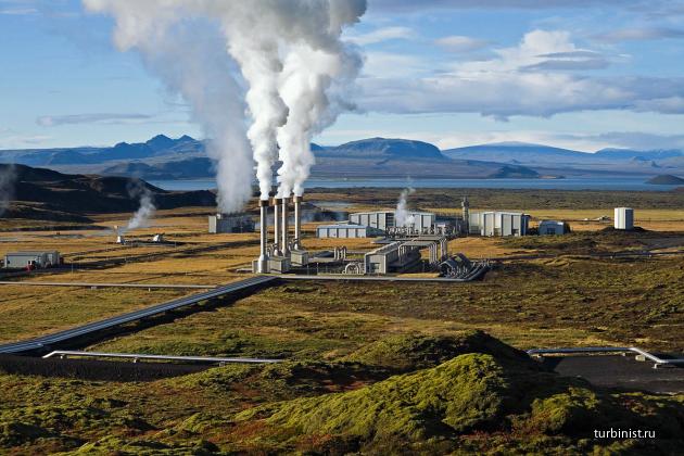 Магматические горные породы на службе альтернативной энергетики
