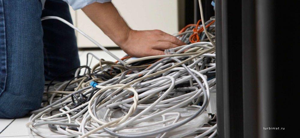 Как спрятать провода ПК?