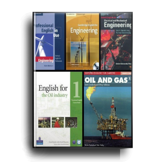 English for Engineering and the Oil Industry [Английский для инженеров]